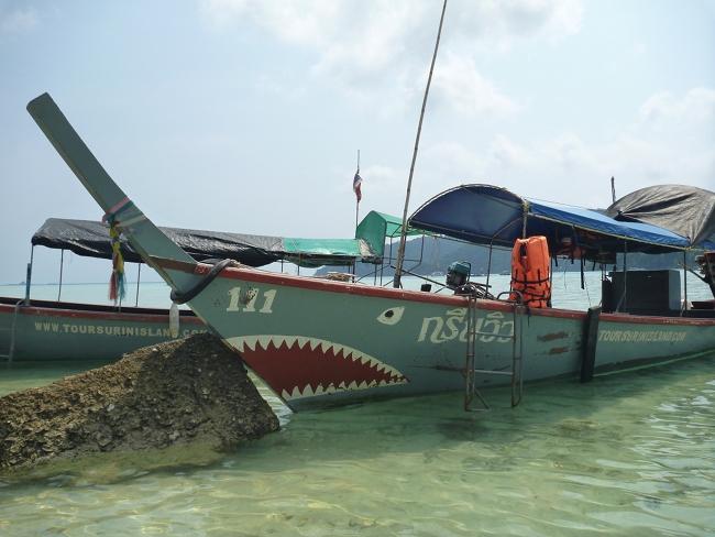 6cSurinLongtailboat