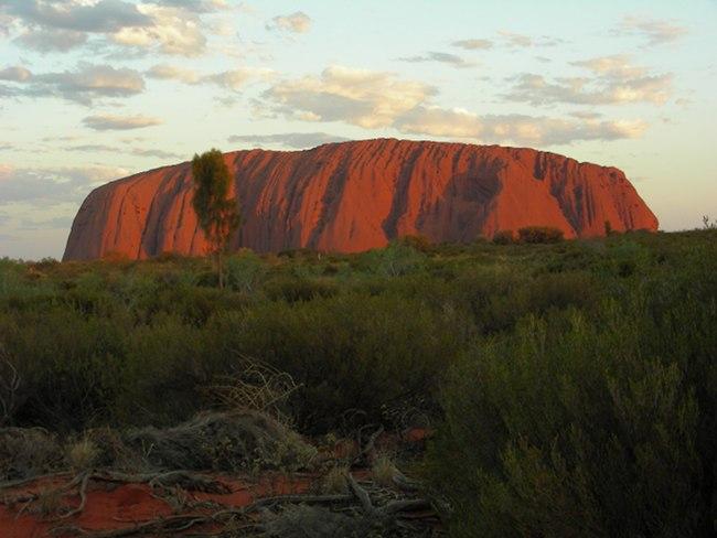 AUSTRALIEN: MITTE 🇦🇺