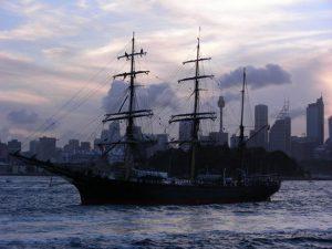 3esydneysegelboot